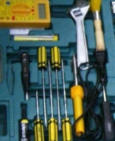 Dụng cụ thi công điện